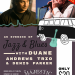 Jazz and Blues with DENIS PARKER AND THE DUANE ANDREWS TRIO at The Majestic Theatre (St. John's) - Sat Sep 30 2017 at 8:00 pm